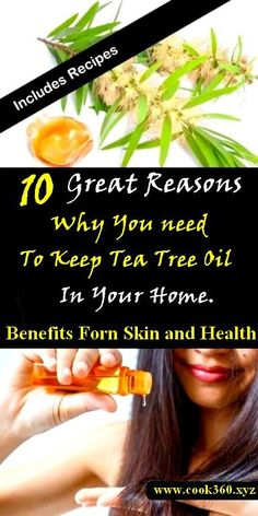 Great Reasons Why You need To Keep Tea Tree Oil In Your Home. Amazing Benefits For Skin and Health - Tea Tree Oil Uses, Oily Skin Treatment, Natural Health Tips, Pure Oils, Tea Benefits, How To Make Tea, How To Treat Acne, Natural Home Remedies, Amazing