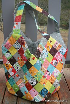 Mondo bag #sewing #quilt #quilted #quilting #diy