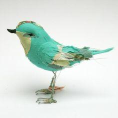 ABIGAIL BROWN BIRD SCULPTURE | Contemporary Art. Design Gifts. Ideas. | Everything Begins