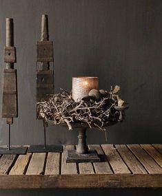 Donker houten schaal op voet - Moni Ca - #Ca #donker #houten #Moni #op #schaal #voet