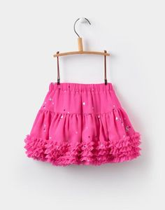 in True Pink Tick Tack Joules Uk, Girls Wardrobe, Latest Dress, New Girl, Skirt Fashion, 6 Years, Tutu, Little Girls, Girl Outfits