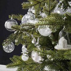 Déco de sapin de Noël Let it Snow | Maisons du Monde