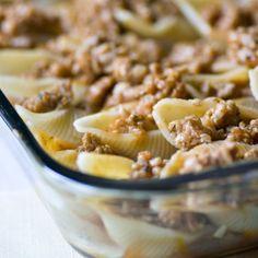 Plnené mušle - Recept pre každého kuchára, množstvo receptov pre pečenie a…