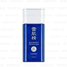 Buy 'Kose – Sekkisei Sun Protect Essence Milk N SPF 50  PA    ' with Free International Shipping at YesStyle.com. Browse and shop for thousands of Asian fashion items from Japan and more!