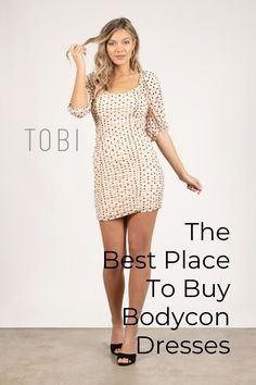 Find your next bodycon dress in lace or two-piece, black, white and more. Sexy bandage dresses for your next GNO! Off Order Women's Fashion Dresses, Sexy Dresses, Casual Dresses, Cute Dresses For Party, Party Outfits, Sundresses Women, Night Out Outfit, Evening Cocktail, Cute Skirts