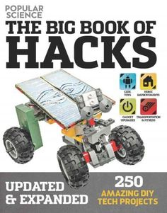 In this reboot of the popular 2012 title , readers will find a collection of the most up-to-date and thrilling DIY tech projects aroundstraight from the experts at Popular Science magazine. Updated wi