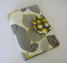 Amy Butler fabric, kindle cover
