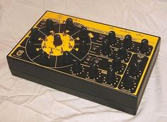 TRAX RS-1 Rota-Synth Analogue Sequencer & Synthesizer