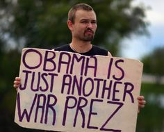 Protests Against Drones
