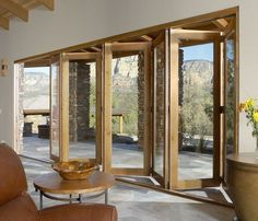Frameless Folding Door | Nice | Pinterest | Doors, Patios and House