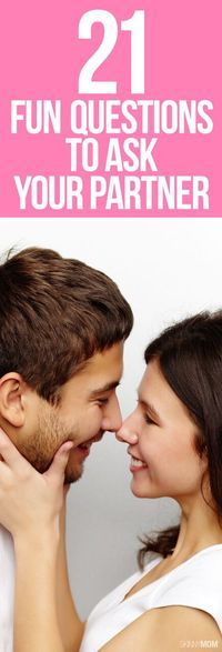 Spice up your relationship with 21 fun, sexy questions to ask your partner! #tips #romance #lovelife