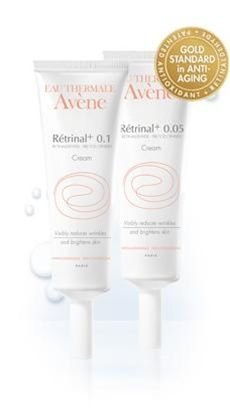Avene Retrinal+ 0.1% Cream - Available now for a limited time at Clarify in San Antonio, TX. Visit www.clarifysa.com
