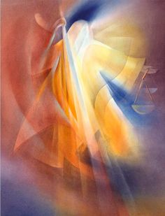 de malerei aquarelle index. Rudolf Steiner, Spiritual Paintings, Chalkboard Drawings, Prophetic Art, Archangel Michael, Angel Art, Sacred Art, St Michael, Christian Art