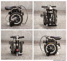 #Q-bike Complete review on: http://milanofoldingbikers.blogspot.it/2014/12/q-bike.html