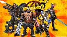 Borderlands HD Wallpapers | Backgrounds