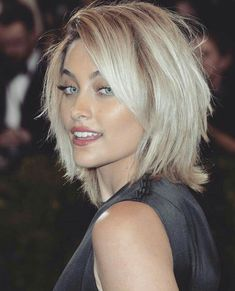 Paris Jackson hair cut ♥