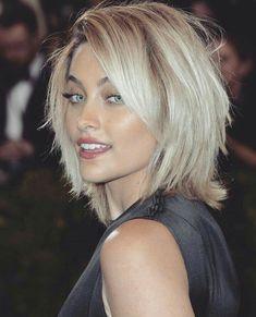 Paris Jackson hair cut ♥