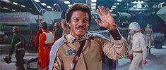 Lando Calrissian / Billy Dee Williams