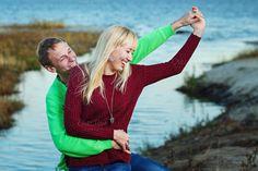 Couple embracing by Elena Vagengeim on @creativemarket