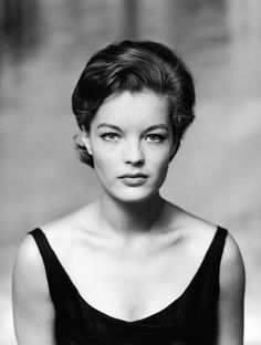 Romy Schneider (23 September 1938 – 29 May 1982), Austrian-born film actress.