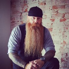 Bald With Beard, Epic Beard, Beard Boy, Red Beard, Ginger Beard, Great Beards, Awesome Beards, Well Groomed Beard