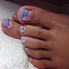 toe nail art designs, toe nail art summer, summer beach toe nails - The most beautiful nail designs Beach Toe Nails, Summer Toe Nails, Toenail Art Summer, Beach Nail Art, Pretty Toe Nails, Cute Toe Nails, Cute Toes, Pretty Toes, Toe Nail Color