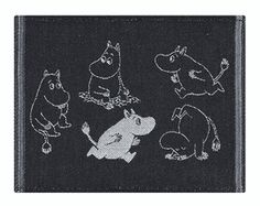 Moomins Dishcloth