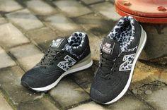 2014 Joe New Balance ML574 Black Jeans Cowboy Mens Shoes