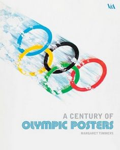 Olympic posters book
