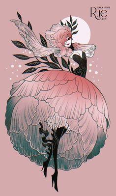 Fantasy Character Design, Character Design Inspiration, Character Art, Pretty Art, Cute Art, Illustration Art, Illustrations, Art Graphique, Creature Design