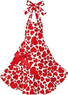 Valentines Day Apron!