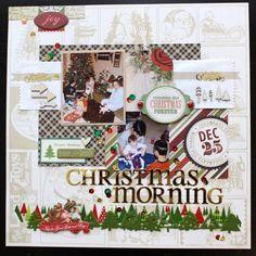 Julie's Journal: Christmas Morning (Jan CKC)