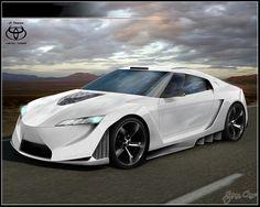 Toyota FT Bh, Caracteristicas Vehiculo Concept, Fotografias Coche  Http://www.arpem.com/coches/coches/toyota/ft Bh/ft Bh.html | Pinterest |  Toyota And Cars