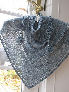 Ravelry: The Age of Brass and Steam Kerchief pattern by Orange Flower