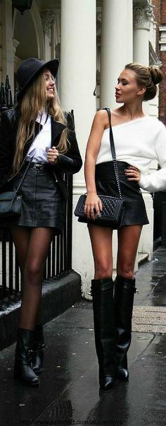 leather skirts-deri etekler-mini-kalen deri etek-zımbalı-metalli-lazer kesimli-kloş-uzun deri etek-midi- maksi-büzgülü-nasıl giyilir-nereden-bulunur-neyle kombinlenir-deri montla