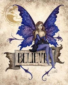 Amy Brown- Believe