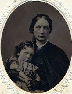 Grief, Tintype, circa 1868 | Flickr - Photo Sharing!