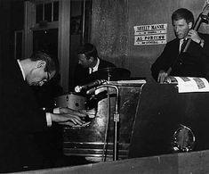Bill Evans Trio – Scott LaFaro on Bass  Paul Motian on Drums