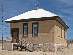 Ghost Towns - New Mexico Tourism - Haunted Places: Old Abandoned Mining Towns - New Mexico Tourism - Travel & Vacation Guide/Engle, NM