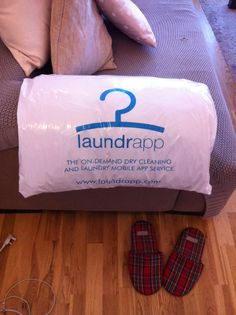 You always look good with Laundrapp!