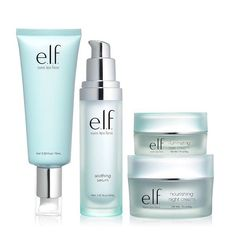 Hello Hydration: hydrating and moisturizing skin care is here! Shop the full skin care line, exclusively at elfcosmetics.com