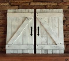 The Effective Pictures We Offer You About barn door pantry A quality picture can tell you many things. You can find the most beautiful pictures that can be presented to you about barn door lock in thi Rustic Cabinet Doors, Rustic Cabinets, Kitchen Cabinet Doors, Diy Cupboard Doors, Barn Door Decor, Diy Barn Door, Diy Door, Barn Doors, Sliding Doors
