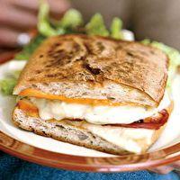 Grilled Turkey Cuban Sandwiches by Bon Appétit
