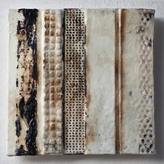 encaustic by Michelle Belto ~ Her book Wax and Paper Workshop will be available in September!