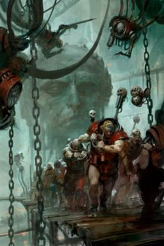 40K: Eighth Edition - First Looks - Bell of Lost Souls