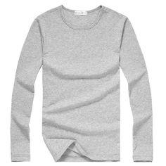 E-BAIHUI brand summer style mens t shirt men cotton Clothing basic o-neck shirts male men t-shirts casual tops tees swag CT002