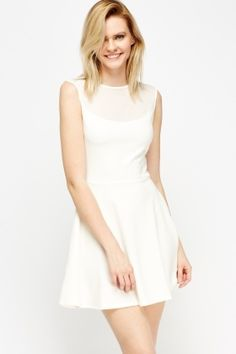 Cheap Dresses for 5 £ Latest Dress, Cheap Dresses, Skater Dress, Dress Outfits, Fashion Online, Mesh, Buy Cheap, Model, How To Wear