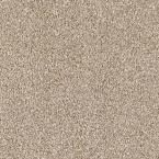 Carpet Sample - Lavish II - Color Clambake Texture 8 in. x 8 in.