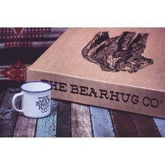 Limited Edition Christmas Box by The BearHug Co with exclusive artwork by Luke Dixon. Number Stamps, Boxing T Shirts, Doodle Art, Printed Shirts, Christmas, Gifts, Board, Presents, Navidad