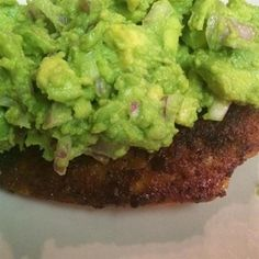 Spicy avocado chicken - This fast and flavorful pan-fried chicken is ready in just 35 minutes.  Allrecipes.com